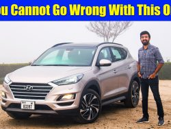 Hyundai Tucson Review | This Is Your Go-To Family Midsize SUV