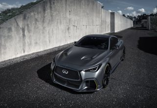 Paris Motor Show 2018: Infiniti Takes Covers Off Project Black S Concept