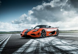The Last Agera RS Has Rolled Off The Koenigsegg Assembly Line