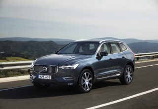 Volvo Bags In Another Award; XC60 Wins The MECOTY 2018