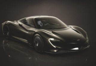 McLaren Releases Three Themes For The Speedtail