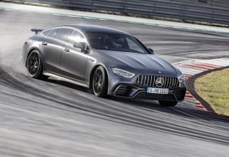 2019 Mercedes-AMG GT 4-Door Coupé Now Available In The UAE