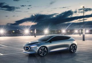 Electric Mercedes-Benz Cars Will Be Built In France