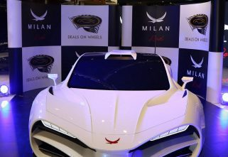 Deals On Wheels Launches Milan Red In The UAE