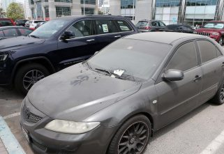 Dirty Vehicles On Dubai Roads To Attract Fine