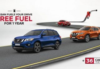 'Nissan Fuels Your Drive' Campaign Comes With A Year Of Free Fuel