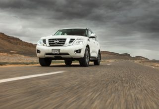 A Quick Peek At The All-New 2019 Nissan Patrol