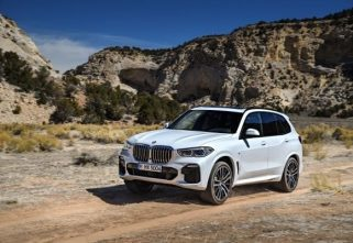 BMW X5 To Have Dashboard Cameras For Better Safety