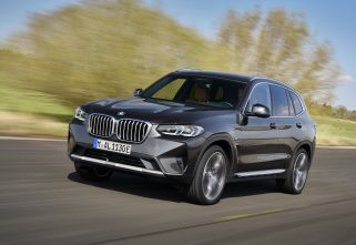 BMW Unveils The New And Improved X3 & X4