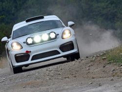 Porsche Returns To Rally Roots With Cayman GT4 Clubsport Rallye