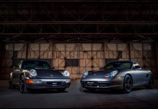 Porsche Restores 10 Models Of 986 Boxsters As Part Of Its 70th Anniversary Celebrations