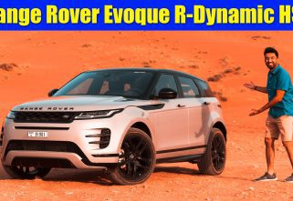 2021 Range Rover Evoque Review | Smaller Velar With The Same Features