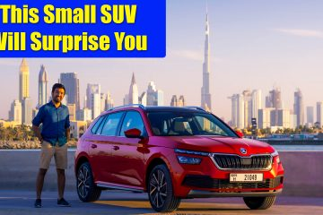 2021 Skoda Kamiq Review | Is This The Best Small SUV For You?