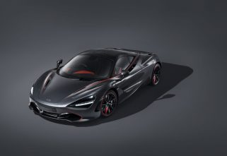 McLaren's One-Off 720S Stealth Is A Blessing In Carbon Fibre