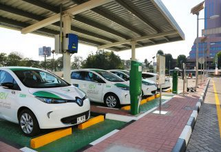 DEWA Electric Vehicle Charging Stations In Dubai: The Complete List