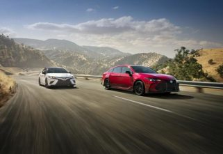 Toyota Blesses Camry And Avalon With The Best Makeover