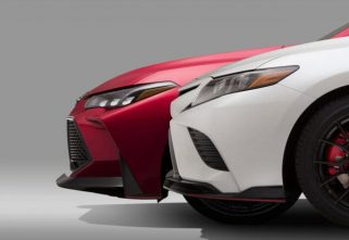 Toyota Avalon And Camry To Get TRD Treatment