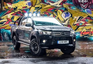 Toyota Hilux Invincible Marks 50 Years Of The Legendary Hilux