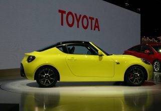Toyota Could Revive The MR2 As An Electric Car