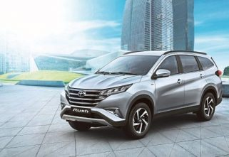Toyota Launches 2019 Rush GX In The UAE