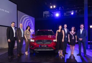 All-new Volvo XC40 Launched In Dubai