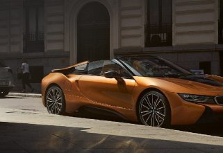 BMW Announces Pricing For The 2019 i8 Roadster