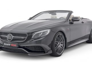 Say Hello To The World's Most Powerful Cabrio