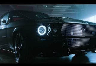 Charge Pitches An All-Electric Mustang With 7500Nm Of Torque