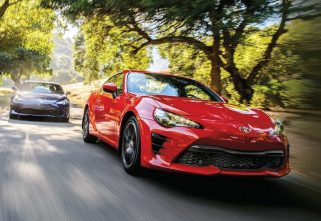 Five Coupes Under AED 200,000 You Can Take To The Racetrack