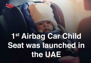 The 1st Child Seat With Airbags Is An Innovative Safety Feature