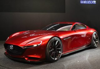 Mitsuo Hitomi of Mazda Confirms a Rotary Engine in The Works