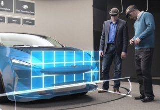 Ford Takes Car Designing To Next Level, Uses MS Hololens Tech
