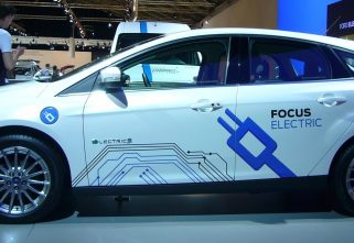 Ford Gets Serious About Electric Vehicles, Forms A New Team