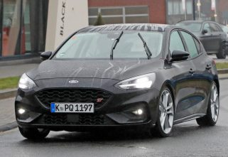 SPIED! 2019 Focus ST Could Carry Same EcoBoost Engine As The Mustang