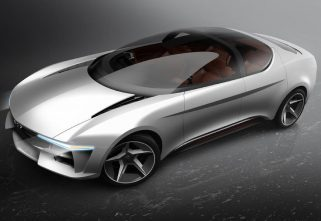 Giugiaro Sibylla: A New Step In Sustainable EV Tech
