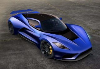 VIDEO: Hennessey Releases A Teaser Video Of Its Venom F5