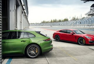 Porsche Expands Panamera Family With Two New GTS Models