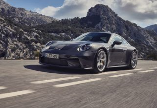 Here Is The New Porsche 911 GT3 With Touring Package