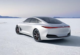 First Clear Image of Infiniti Q Inspiration Concept Released