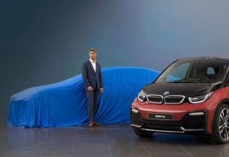 BMW's i5 Notcback To Set The Balance In Electric Powered Cars