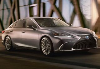 Lexus Releases a Teaser Video of the New ES