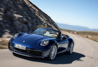 Porsche Drops the Top On The New 911