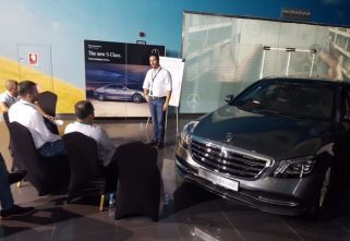 Mercedes Benz S-Class Now Available In Abu Dhabi