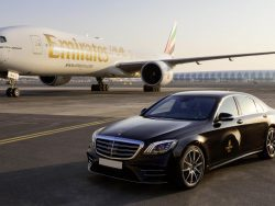 How About Flying In An S-Class Inspired First Class Cabin?