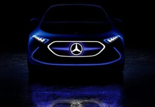 Mercedes-Benz Teases the World with the Concept EQ