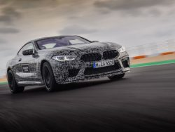 SPIED! BMW Enters Final Evaluation Of Upcoming M8