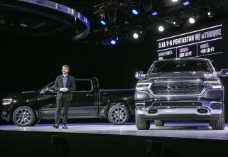 RAM Completes Holy Trinity; Launches 2018 1500 Pickup