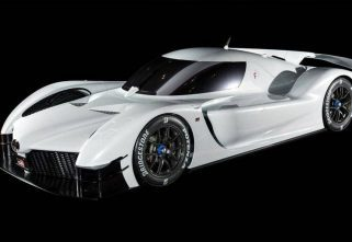 Pictures of Toyota GR Super Sport Concept Released