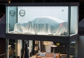 Teaser Images Of 2019 Volvo S60 Released Just Before Its Global Premiere