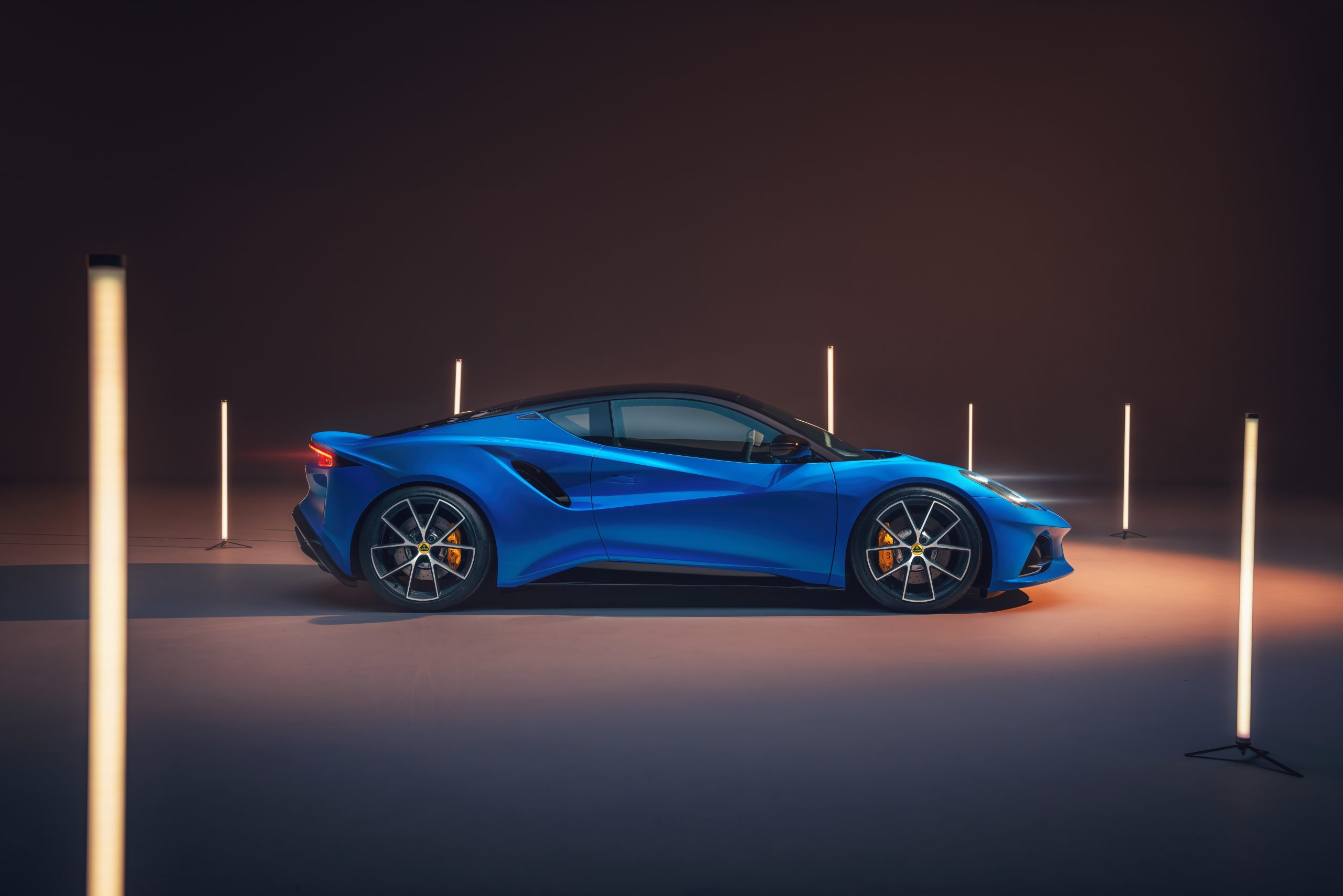 First Look At The Lotus Emira: An All-New Sports Car